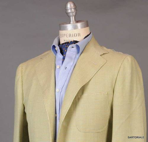 It's On eBay Sportcoat by Sartoria Partenopea Starts at $390, or Buy It Now for $490, ends Sunday