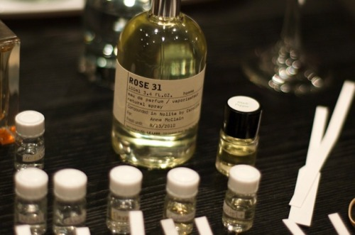 handcrafted fragrances from le labo