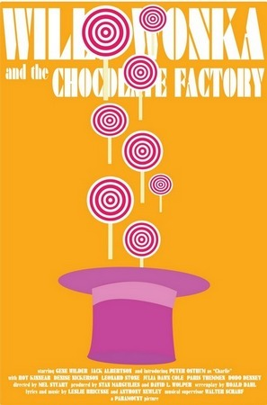 Willy Wonka and the Chocolate Factory by Alex Eylar