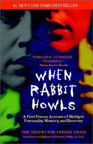 CoverSpy - When Rabbit Howls, Truddi Chase (M, 20s, freckles,...