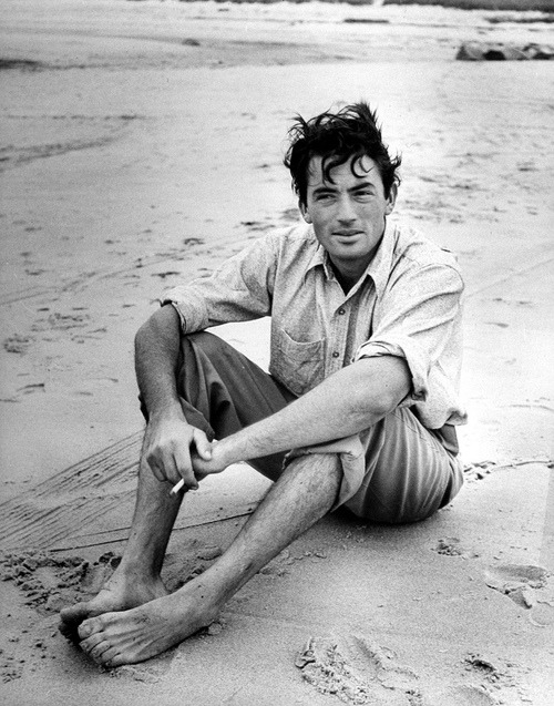 Gregory Peck, July 1946
