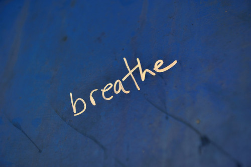 breathe… (by David Teter)