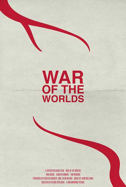 War of the Worlds by Mat Bond