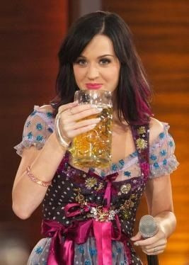 Katy…I can see your weinerschnitzel through your lederhozen… :O :P