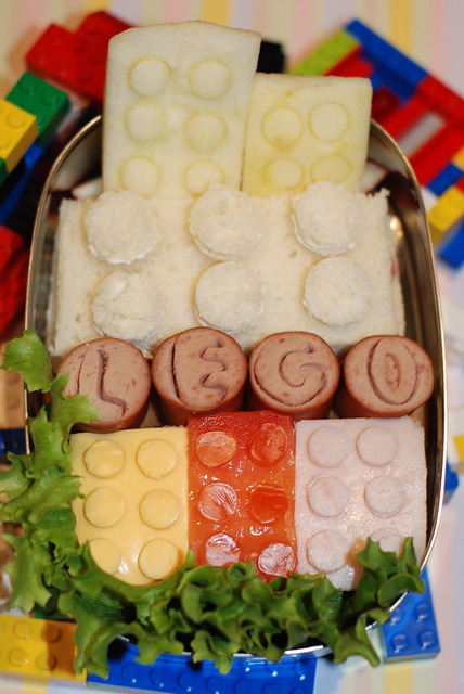 Legos Bento (by meltong99)