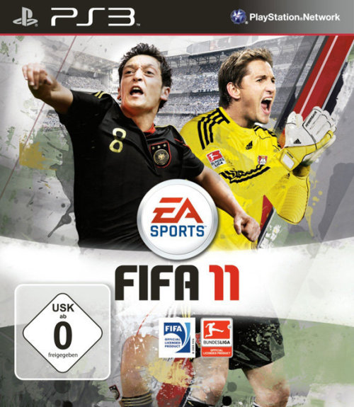 What the…SRSLY,René? Seriously?? You're on the cover of FIFA11!!!!! (with Özil,heheh.) No.Freaking.Way. ps:thanks for the link,dude.