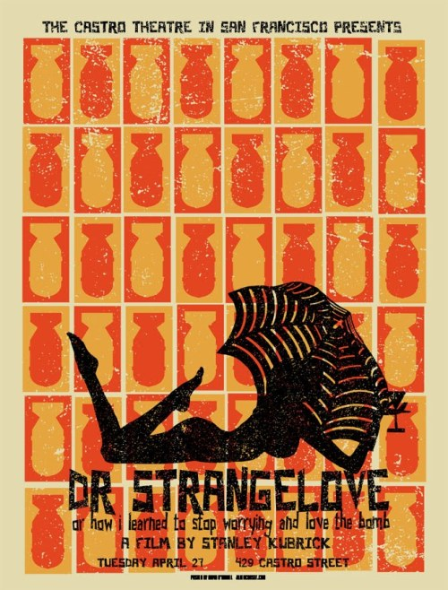 Dr Strangelove by David O'Daniel