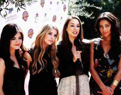 jessramblings:  pretty little liars cast (oct 3rd)