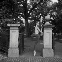 Rachel - Public Garden  By: The Ballerina Project.