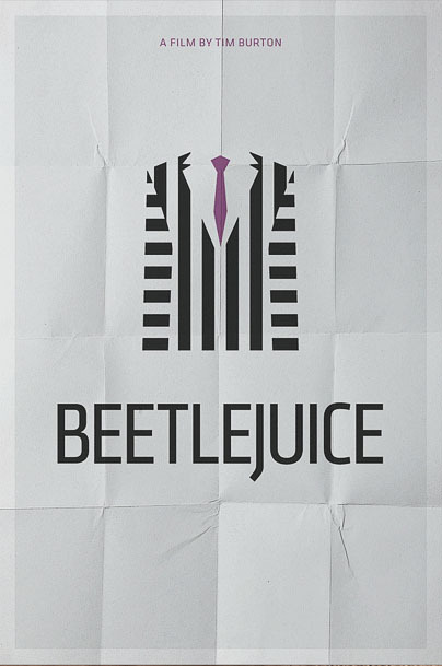 Beetlejuice by Pedro Vidotto
