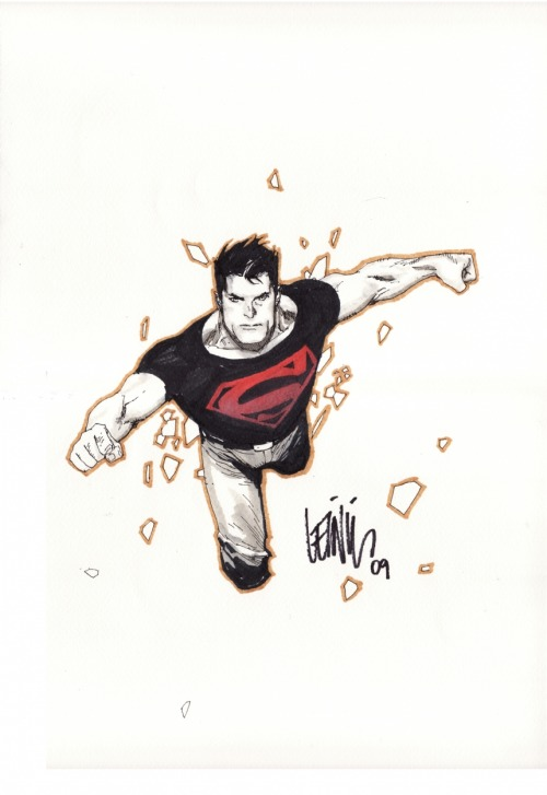 korovamilk:  I'm pretty excited for the new Superboy comic coming out soon