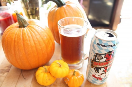 The Top 10 Beers for Fall  To everything there is a season — a phrase that applies especially to beer. Take a hint from nature. As the leaves begin their annual shift from gold and green to deeper hues, so should your drink. Fall is the season of maerzens, oktoberfests, harvest ales and pumpkin beers, and the ones on this list are the best you can get.