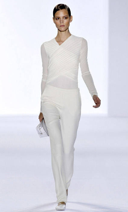 Chloe Spring/Summer 2011 Collection. Pure & Simple!