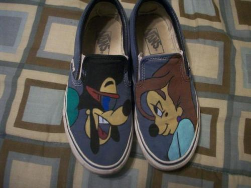 vans-offthewall:  patsybabe.tumblr.com  these are the best shoes that have ever happened.