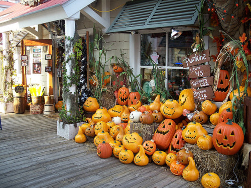 Halloween at Ghosts and Legends in South Carolina (by tenten0110)