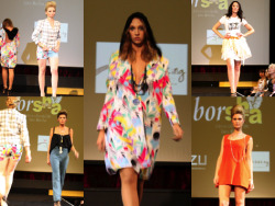 BORSHA at 'Up and Comer's Fashion Show' Melbourne