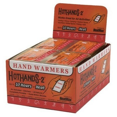 Handwarmers as a favor