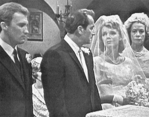 In early 1965, Dr. Steve Hardy and Audrey March, R.N. get married. To everyone's surprise, Randy Washburn arrives right before the vows. Fortunately for the couple, Randy quietly walks off and out of their lives.