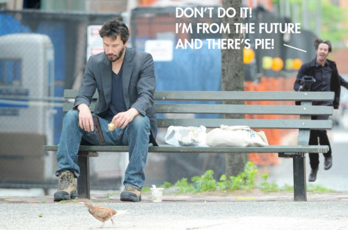 New Prancing Keanu meme is here to cheer up Sad Keanu.