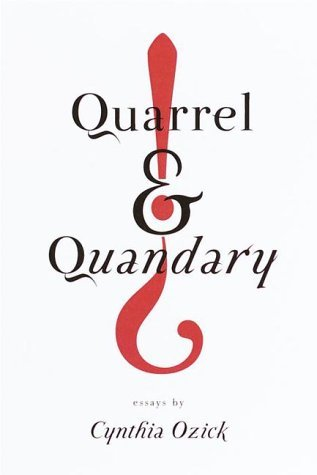 BarbaraDeWilde_quarrel__quandary