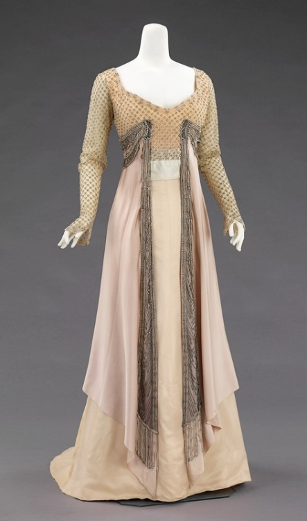 Evening Gown | House of Worth | c. 1910