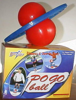 Pogo Ball….and they still sell them