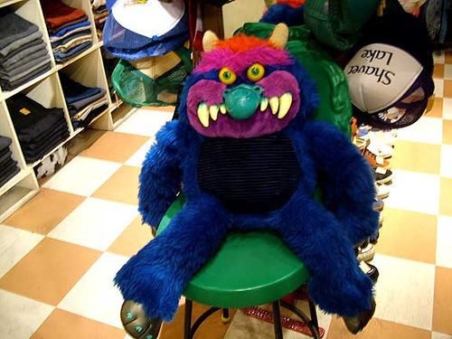 My Pet Monster The new modern version just isn't as cool (and its also not $29.99)