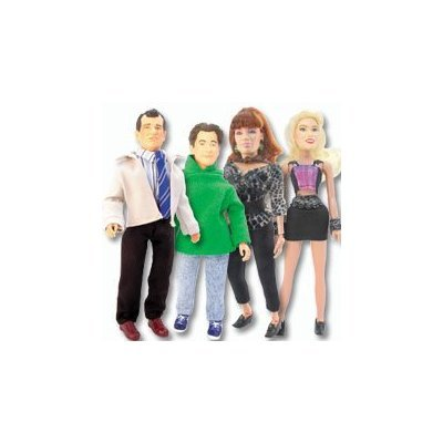 I just bought this Married with Children Action Figure Set.