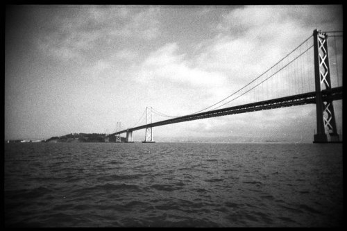 I hope to visit you again soon San Francisco This was shot on my Black Slim Devil