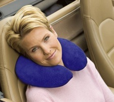 2 out of 5 HCP Publishing Assistants appreciate neck pillows on overseas flights