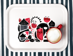 Woodland tray from Norwegian Darling Clementine.