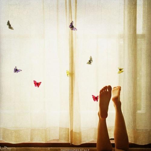 E hoje eu acordei com aquela sensação de que 'hoje será bem melhor que ontem'. Então por favor, não estrague meu dia.