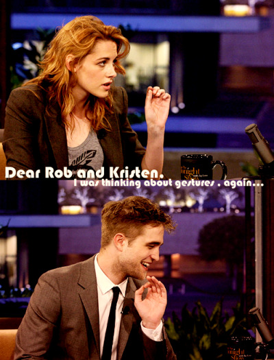 floatingsky:  I wonder if Richard still texts him, lol