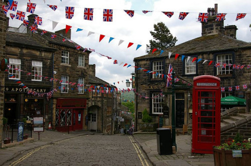 dirtyprettything:Haworth (by Andrew Forrest)