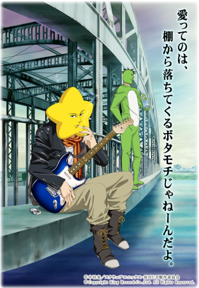 Arakawa under the bridge.