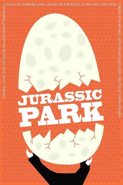 Jurassic Park by Alex Eylar