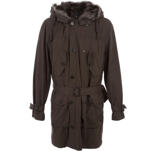 3.1 Phillip Lim Parka Coat