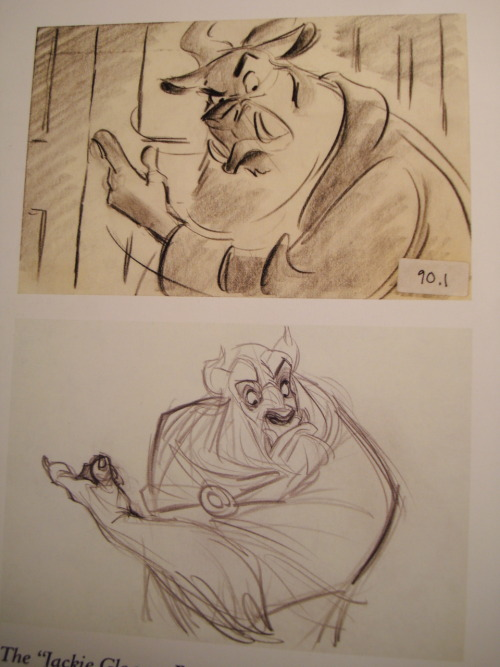 Recently got a hold on some scans of the new artbook of Beauty And The Beast. Here are some concept artwork on The Beast.