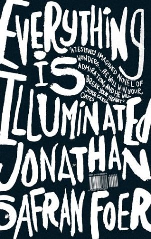 Everything Is Illuminated (2002) Jonathan Safran Foer design: Gray318  « baubauhaus »