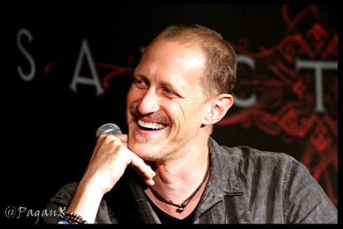 Christopher Heyerdahl - The #Sanctuary Experience - July/August 2010