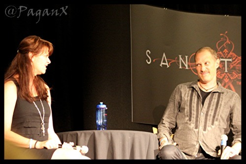 Amanda Tapping and Chris Heyerdahl - The #Sanctuary Experience - July/August 2010