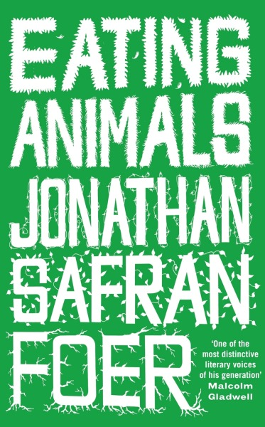 Eating Animals (2009) Jonathan Safran Foer design: Gray318