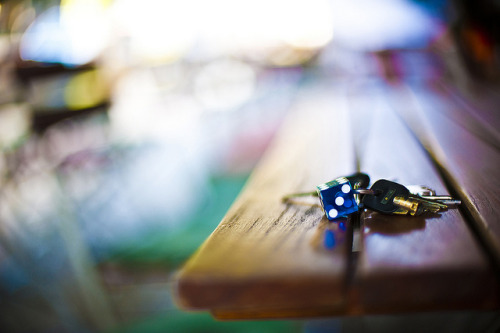 Blue Dice (by Siniša Jagarinec) You can find my most interesting pics here