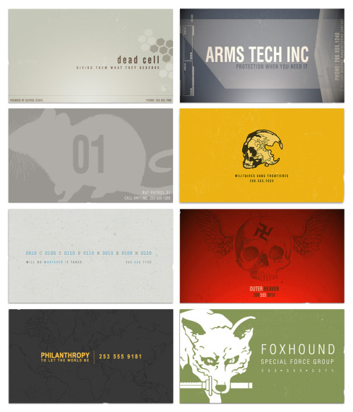 feelslikeair:  MGS Business & Organization cards. Who would you hire? Sally | FLA © 2010