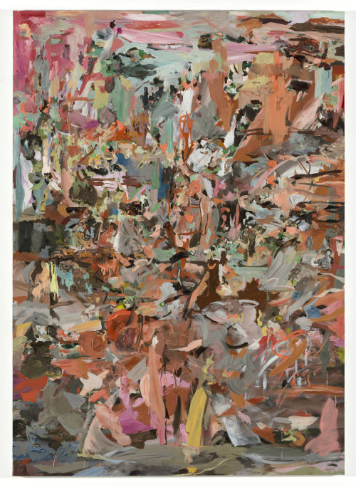 Bonus Racoon -Cecily Brown 2010