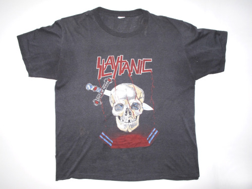 SLAYER… SLAYTANIC South Of Heaven Tour Shirt