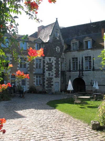 The Logis du Gouverneur, Angers, France