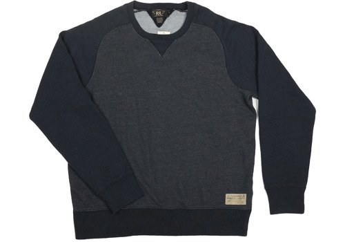 RRL V Stitch Sweatshirt