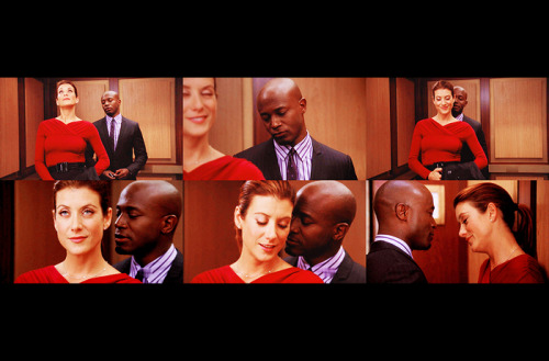 "Love this couple…. ahkna:  Private Practice, 4x02 ""Short Cuts"""