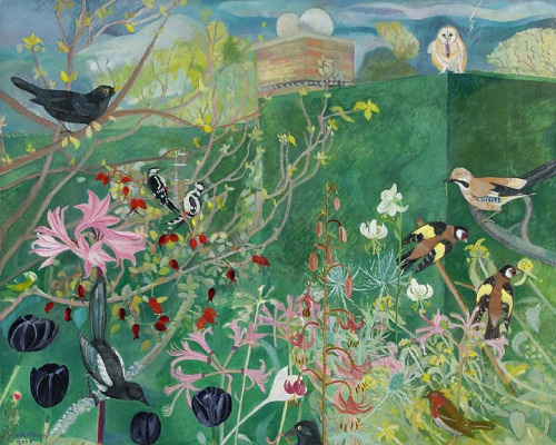 Diana Howard The Birds 2008